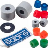 "SABRE ""Barrel"" Truck Bushings Longboard Skateboard Downhill 83a 86a 90a 93a 96a Downhill Freeride Slide"
